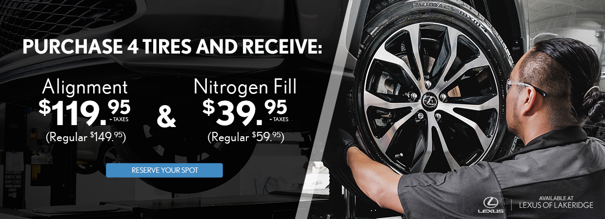 Purchase Winter Tires & Save!