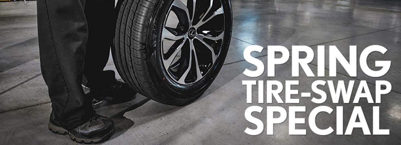 Spring Tire Swap