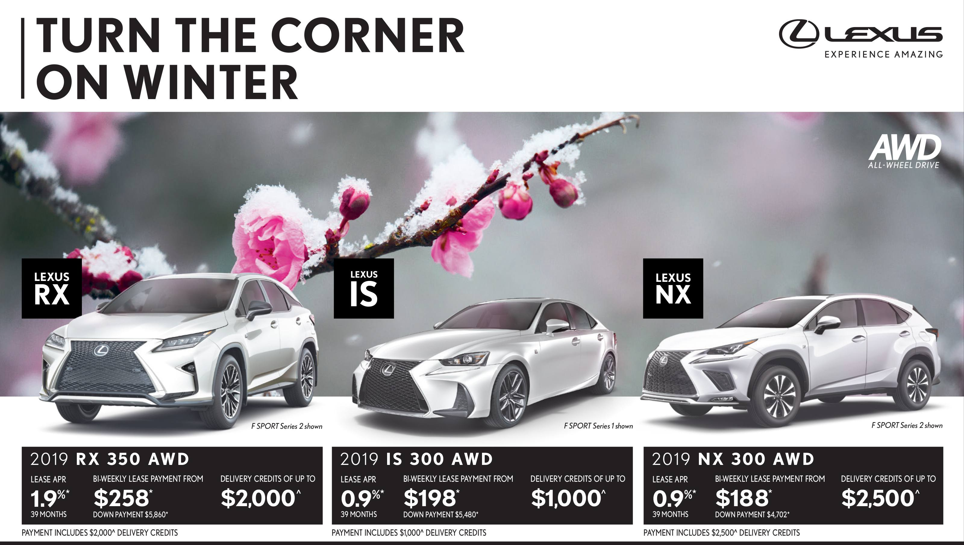 Lexus special offers Lexus of Lakeridge