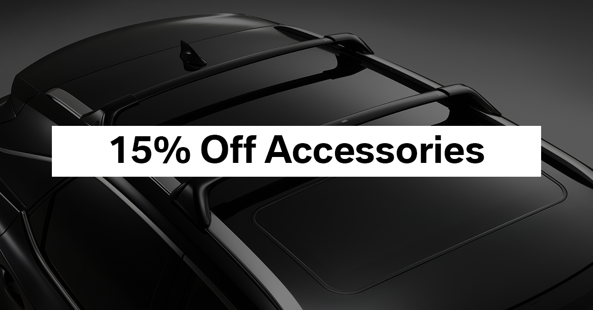 Genuine Lexus Accessories