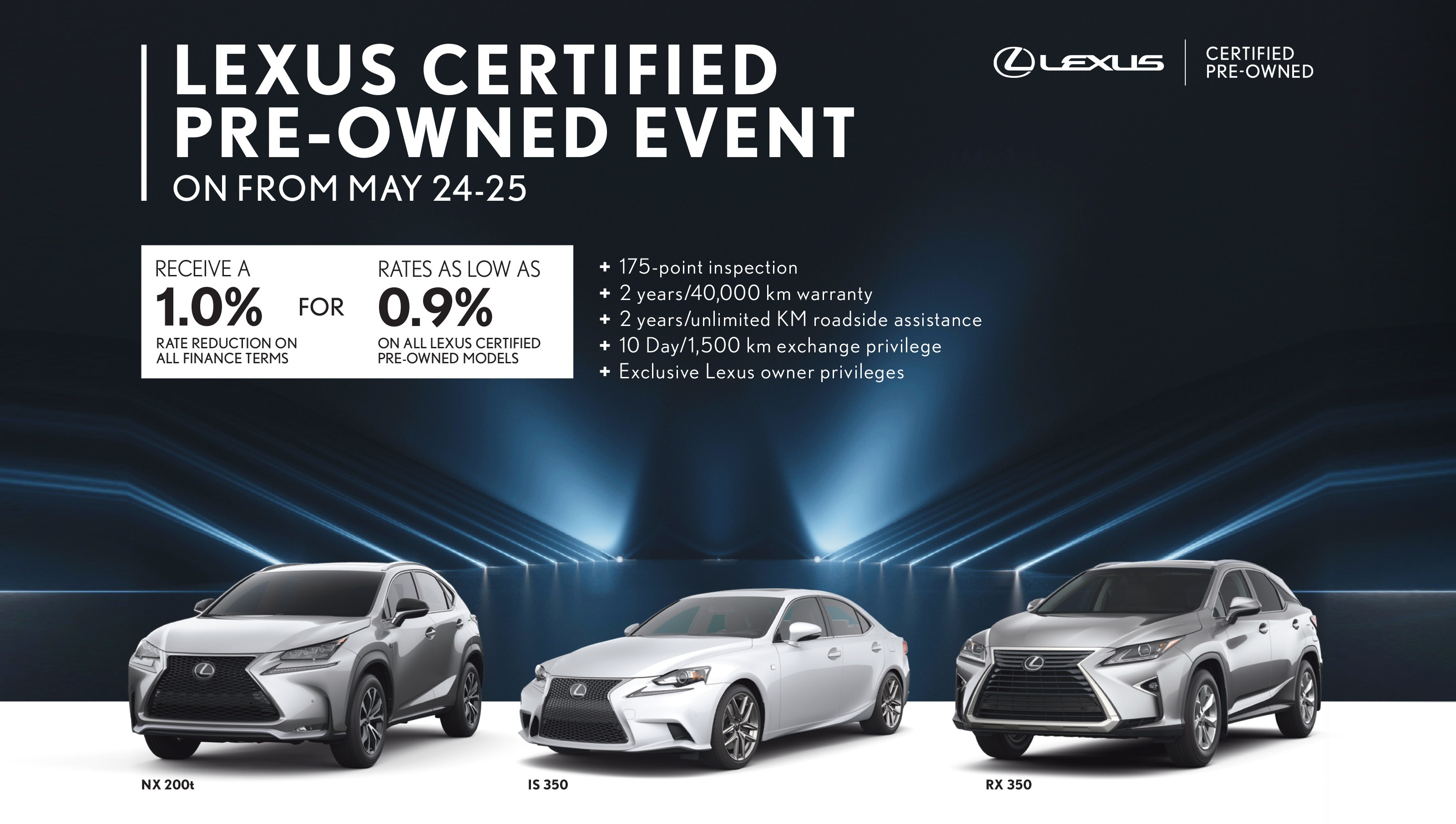 used lexus